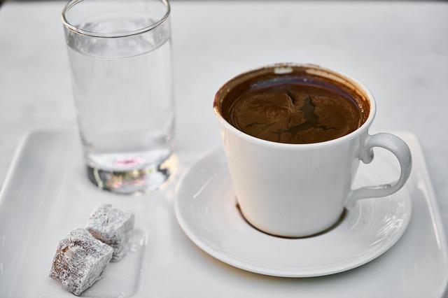 Turska kafa sa ratlukom